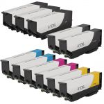 High Capacity Epson 410 Combo Pack of 11 Ink Cartridges XL - 1 of each Black, Photo Black, Cyan, Magenta, Yellow