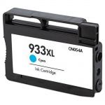 High Yield Cyan HP 933XL Ink Cartridge, Single Pack