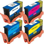 Dell Series 31 Ink Cartridges - Dell 31 Ink 4-Pack