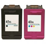 HP 61XL Combo Pack - HP 61XL Ink Combo Pack 2
