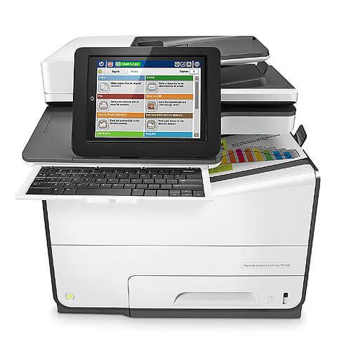 HP PageWide Managed E58650z