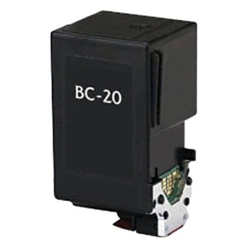 Replacement Canon BC-20 Ink Cartridge Black - 0895A003