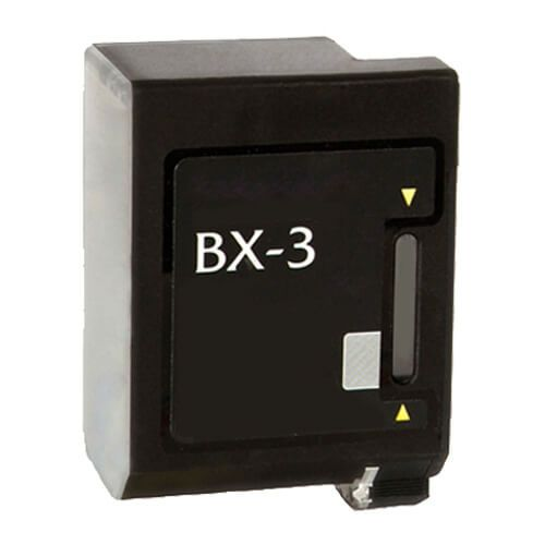 Replacement for BX-3 Canon BJ Black Inkjet Cartridges