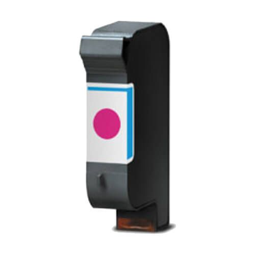 Replacement for Hewlett Packard 51644M (HP 44 Magenta) Ink Cartridge