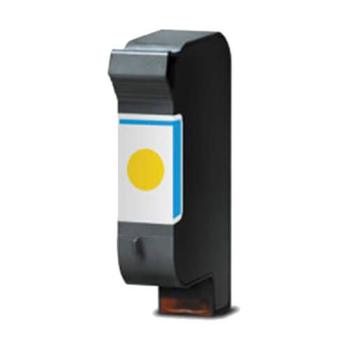 Replacement for Hewlett Packard 51644Y (HP 44 Yellow) Ink Cartridge