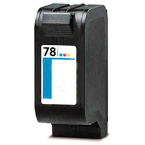Replacement HP 78 Cartridge Tricolor Ink - C6578DN/ C6578D/ C6578AN