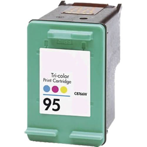 Replacement HP 95 Ink Cartridge - Tricolor - C8766WN