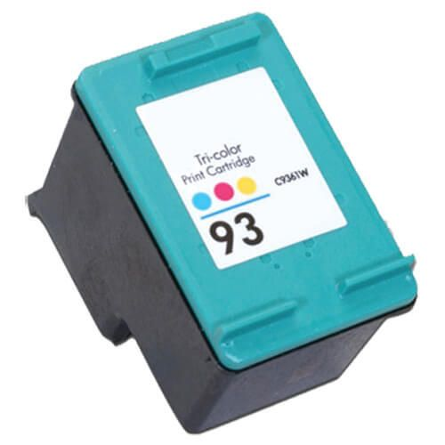 Replacement HP 93 Ink Cartridge - Tricolor - C9361WN