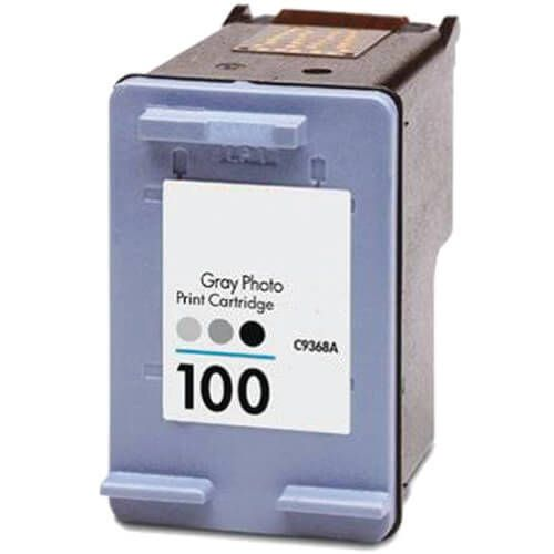 Replacement for Hewlett Packard C9368AN (HP 100 Photo Gray) Ink Cartridge