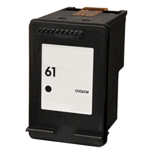 Replacement Cheapest HP 61 Ink Cartridges - Black - CH561WN