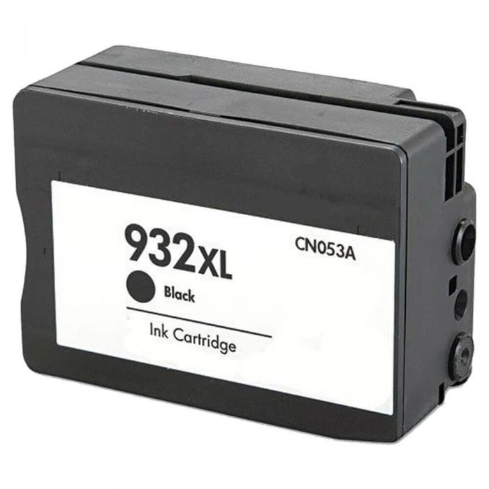 Replacement HP 932XL Black Ink Cartridge - High Yield
