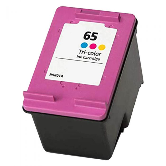 Replacement HP Ink 65 Color Cartridge - N9K01AN