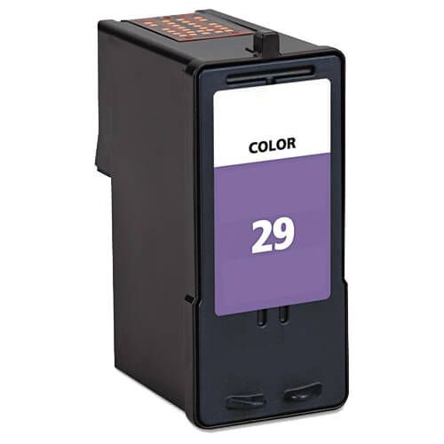 Replacement Lexmark 29 Color Ink Cartridge - 18C1429