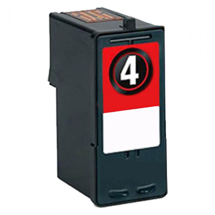 Replacement Lexmark 4 Ink Cartridge Black - 18C1974