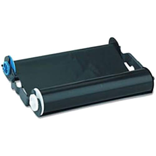 Compatible Brother PC-301 Fax Cartridge With Roll - Black
