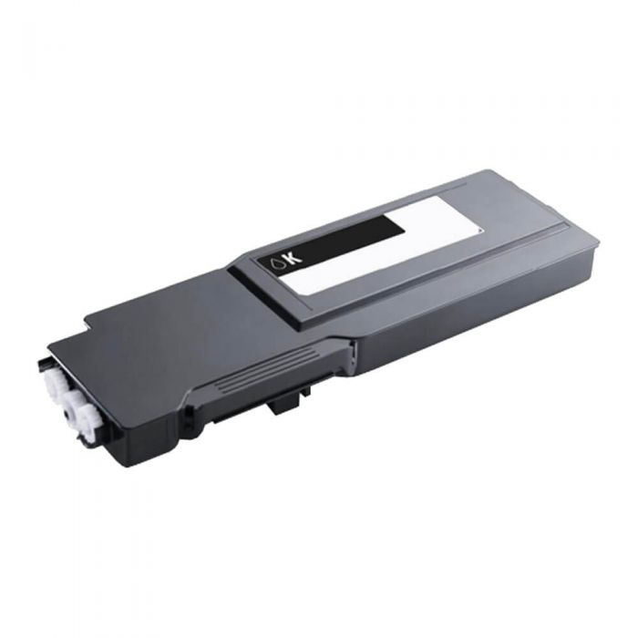 Replacement Dell 1KTWP Black Toner Cartridge - S3845/593-BCBC/CYJCY - Extra High Yield