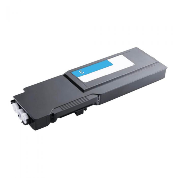 Replacement High Yield Toner to replace Dell G7P4G Cyan Toner Cartridge for S384X Series Printers