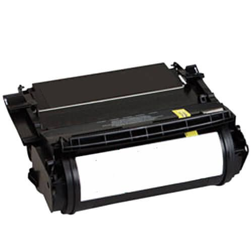 Replacement Lexmark 12A5845 Toner Cartridge - T610 Black - High Yield
