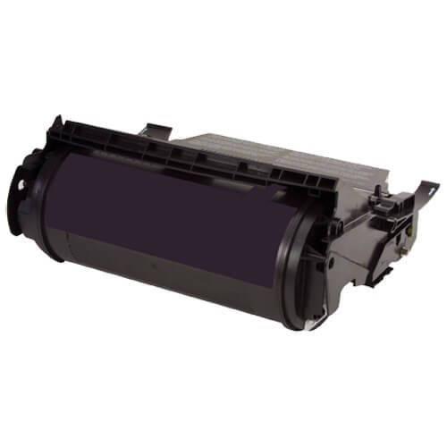 Replacement Lexmark 12A6765 Black Toner Cartridge - T622 - High Yield