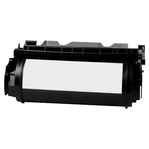 Replacement Lexmark 12A7362 Toner Cartridge - 12A7462 Black - High Yield