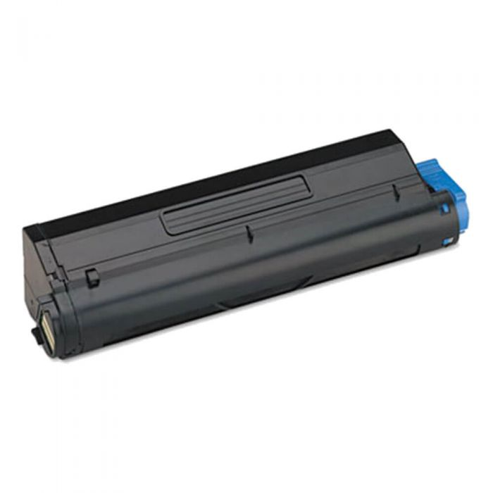 Compatible Oki B431dn Toner Cartridge - Okidata 44574901 Black - High Yield