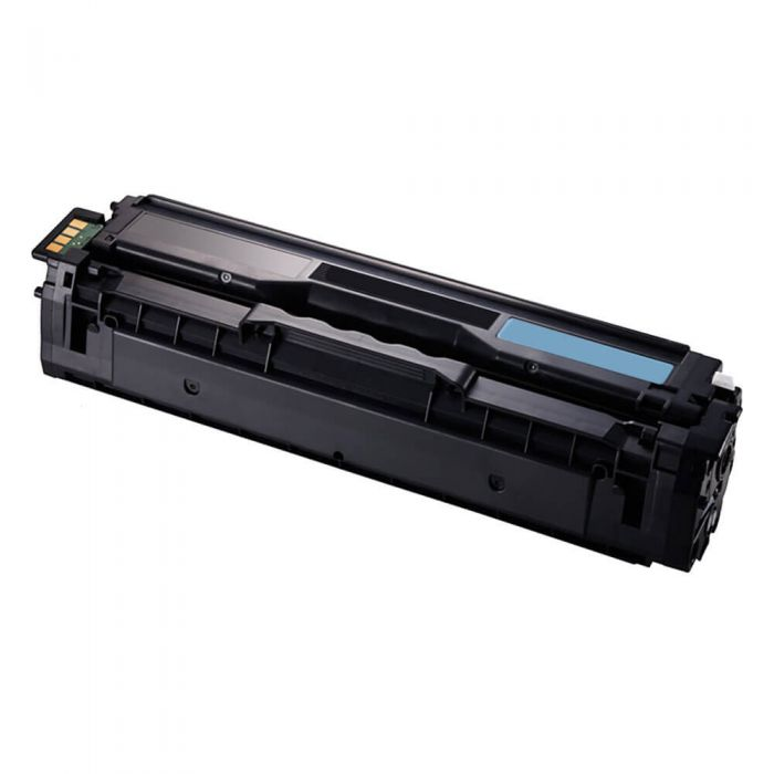 Replacement CLT-C504S 504 Cyan Laser Toner Cartridge for use in Samsung CLP-415 & CLX-4195 Printers