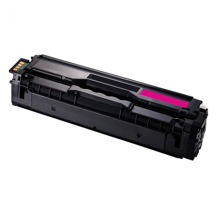 Replacement CLT-M504S 504 Magenta Laser Toner Cartridge for use in Samsung CLP-415 & CLX-4195 Printers