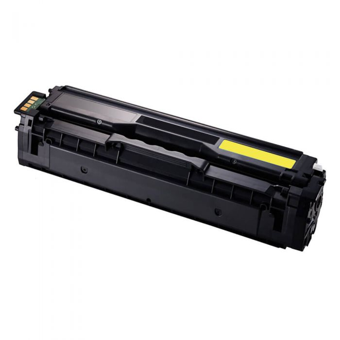 Replacement CLT-Y504S 504 Yellow Laser Toner Cartridge for use in Samsung CLP-415 & CLX-4195 Printers