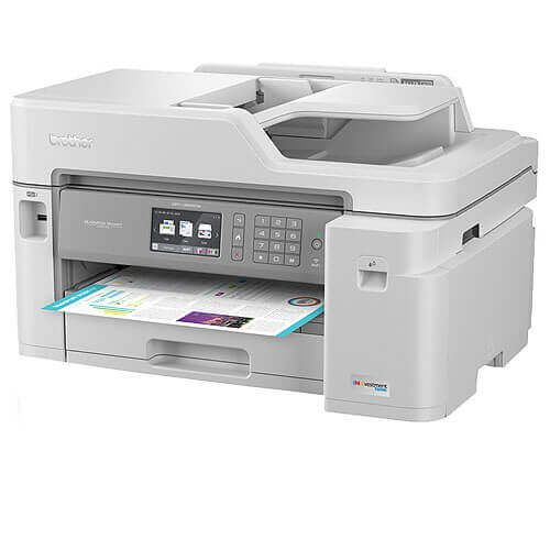 Brother MFC-J5845DW INKvestment Tank Color Inkjet All-in-One Printer