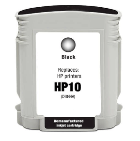 Replacement HP 10 Ink Cartridge