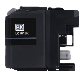 Compatible Brother LC101Y Ink Cartridges - Standard